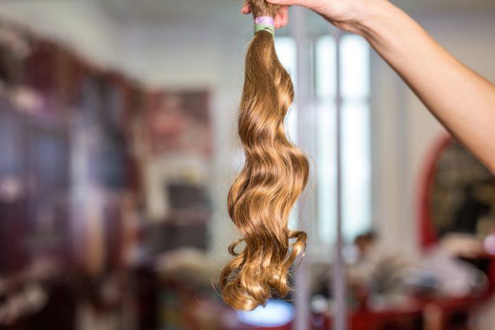 Vlasy pomáhají